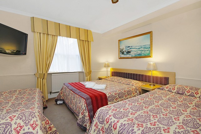 Quadruple room En-suite