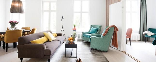 3 bedroom apartment (Max 6 persons)