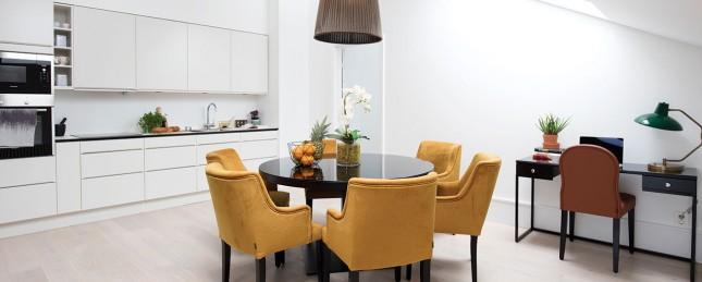1 bedroom apartment duplex (Max 4 persons)