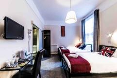 Quadruple room with en suite
