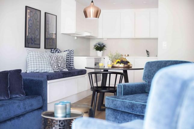 1-Bedroom Apartment (Max 3 persons)