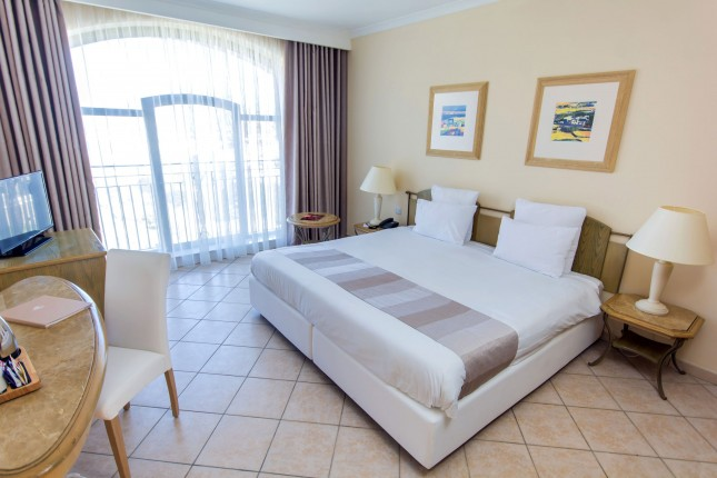 Comfort Double Room - Garden / Seaview