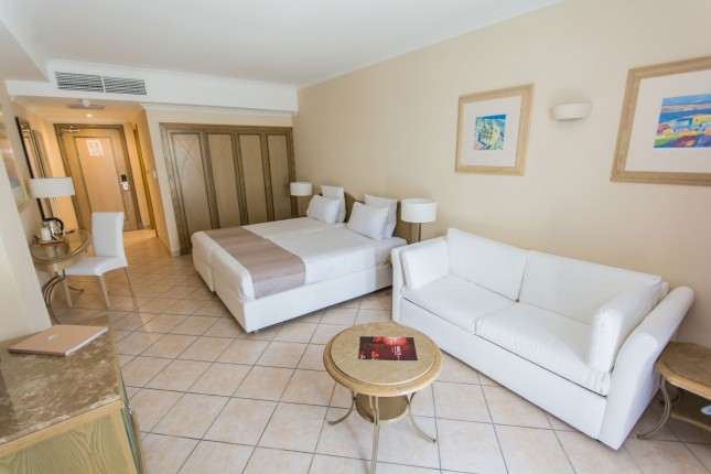 Junior Suite - Vista villaggio