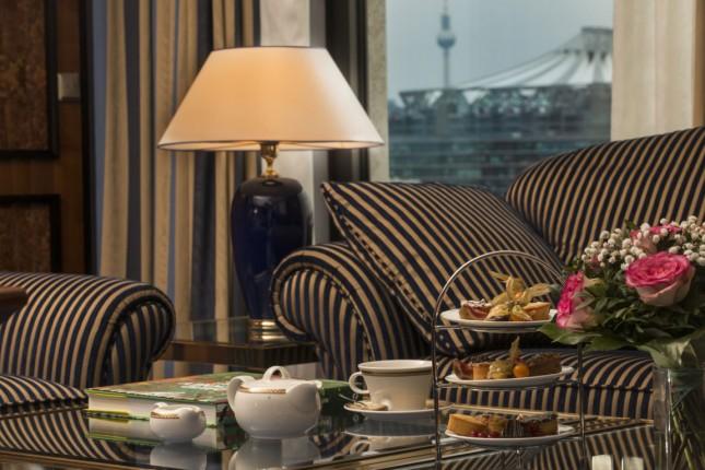 Ambassador Suite mit Lounge-Zugang
