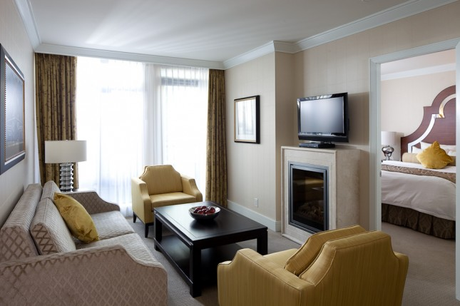 One-Bedroom Boutique Suite