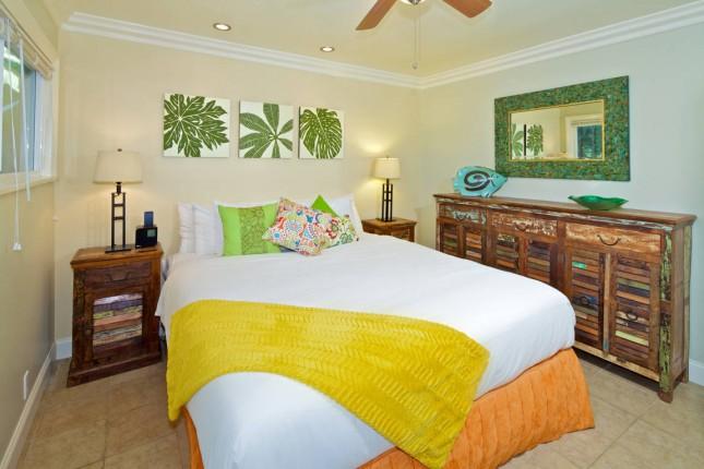 Luxury One Bedroom Suite