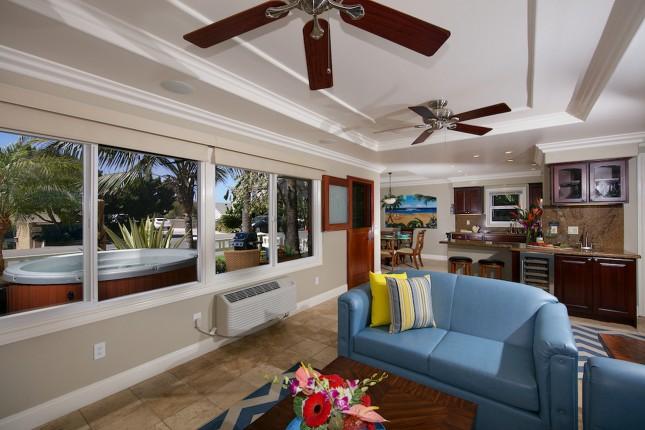 Tahitian Two Bedroom Suite