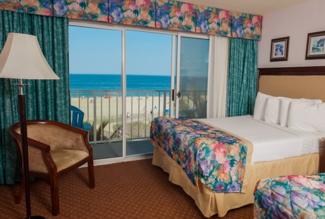 Ocean Front Limited Suite