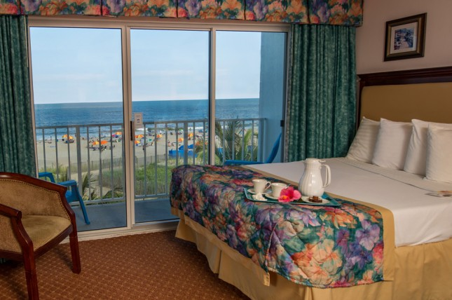 Ocean Front King Limited Suite