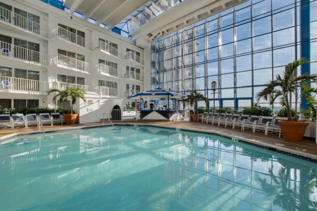 Pool View 2 Queen Suite