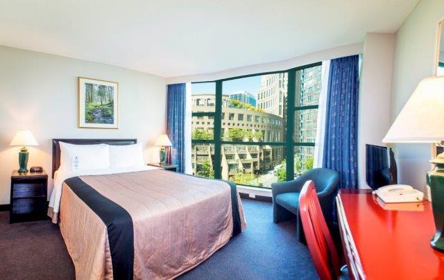 Two Bedroom Deluxe Queen Suite