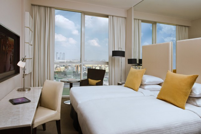 Centro Room - Twin Beds