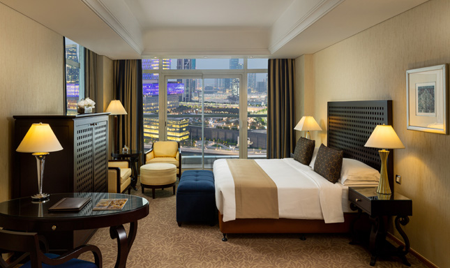 Club Rotana Suite - King Bed