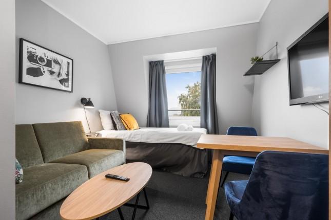 Single Studio Apartment (Max 1 person)