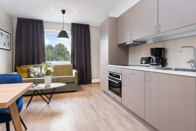 2 Bedroom Apartment (Max 5 persons)