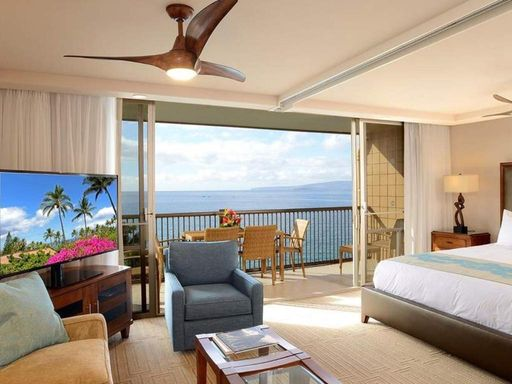 1 BEDROOM ALI'I OCEAN VIEW - CONDOMINIUM