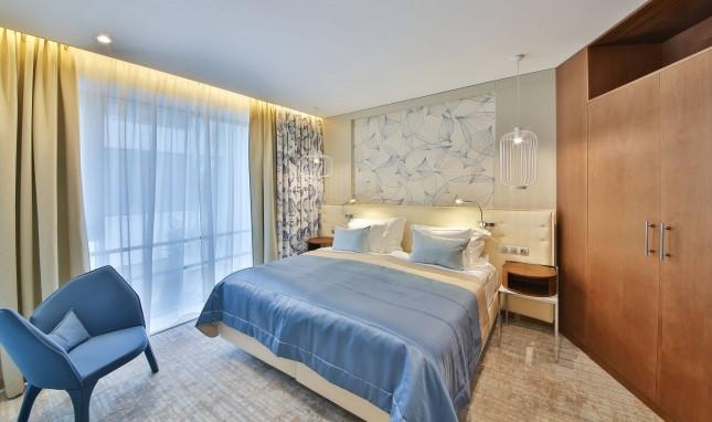 Deluxe Apartment mit Parkblick