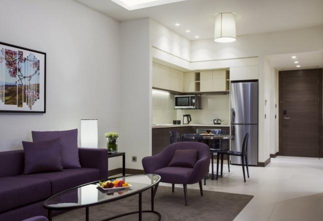 Suite Classic de dos habitaciones - cama de matrim