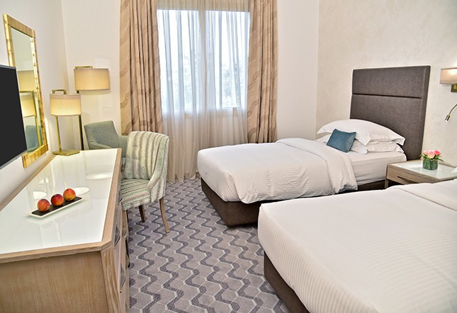 CLASSIC CITY VIEW ROOM - TWIN BED
