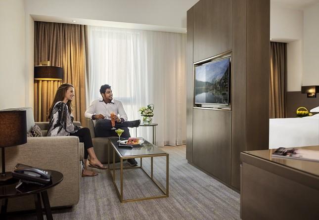 Club Rotana Premium Room