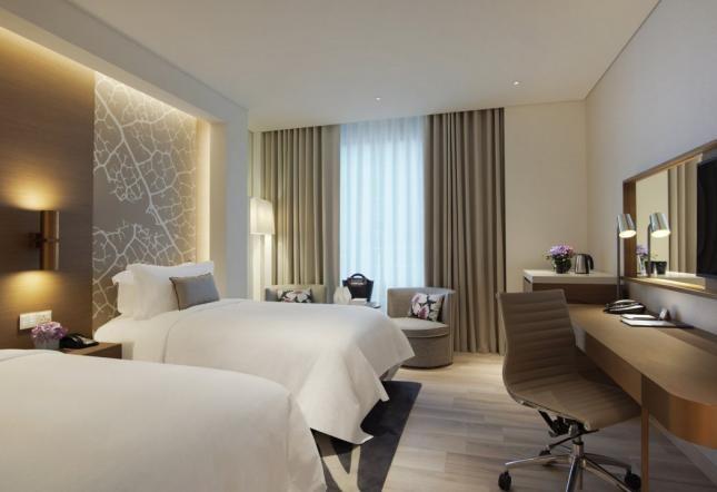 Premium Room - Twin Bed
