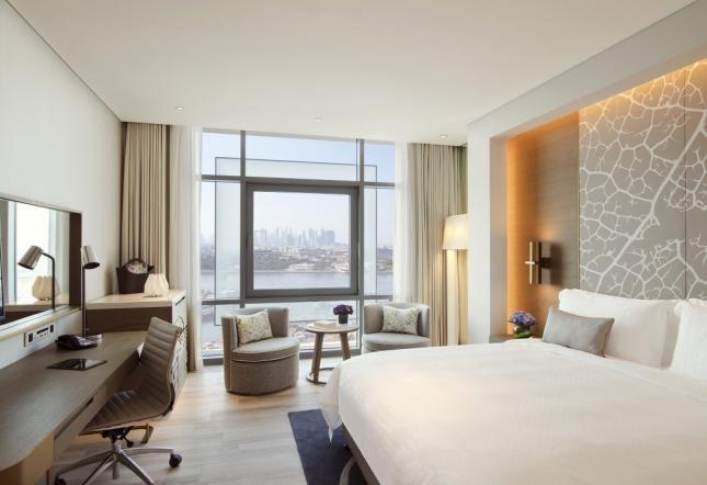 Club Rotana Room - King Bed