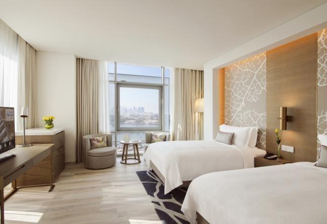 Club Rotana Room - Twin Bed