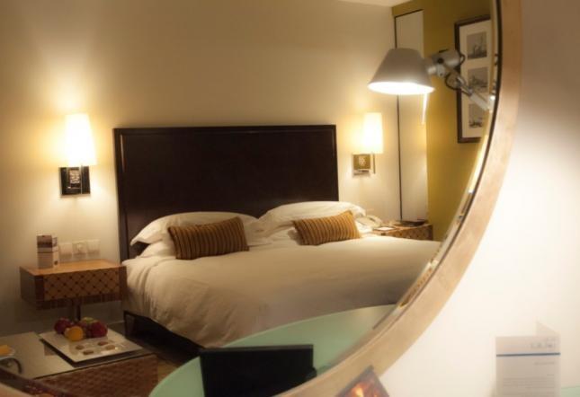 Классический номер с кроватью King-size/Классическ