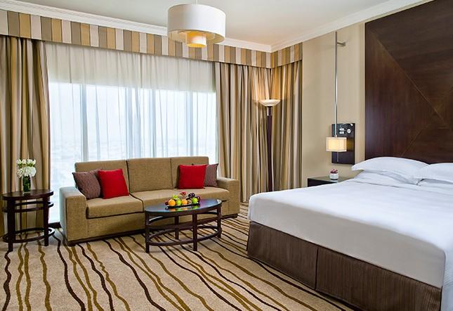 迪拜罗塔纳媒体酒店