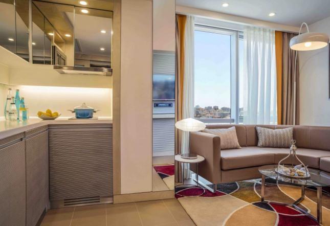 Классический люкс с одной спальней