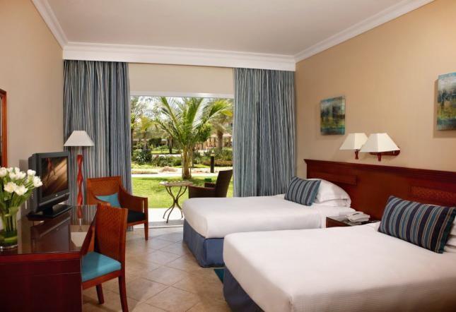 Deluxe Zimmer Terrace und Gartenblick - Einzelbett