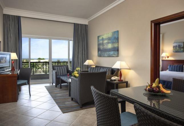 Premium Suite Balkon und Meerblick