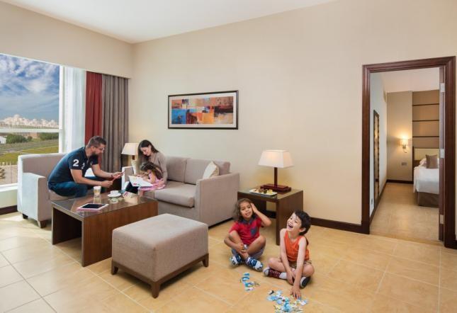 اسم نوع الغرفة: جناح الخالدية المكون من غرفتي نوم