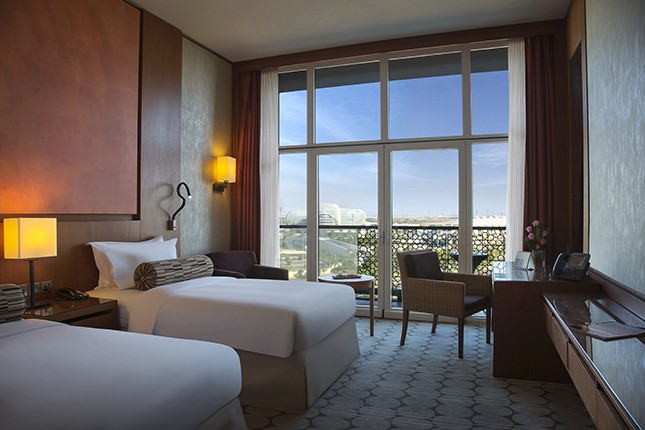 Premium-Zimmer - Doppelbetten