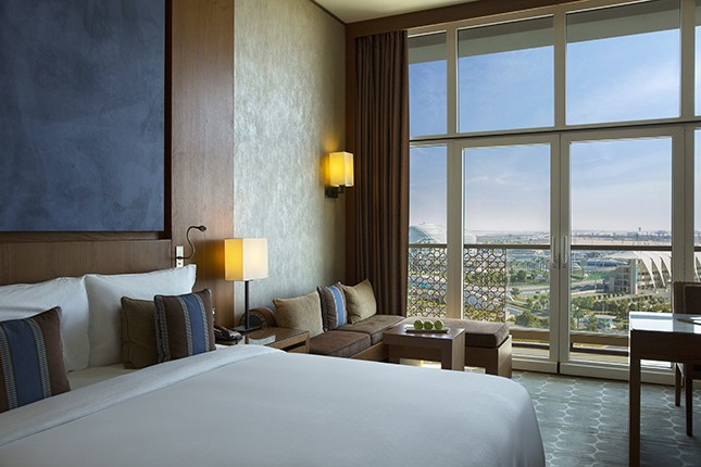 Club Rotana Room - King Bed
