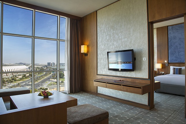 Club Rotana Premium Suite - King Size Bed
