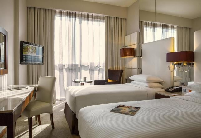 Centro Room - Twin Bed