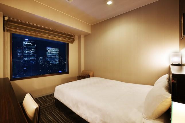 標準雙人床房