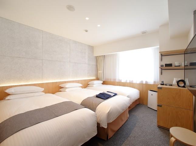 Oriental Triple Room