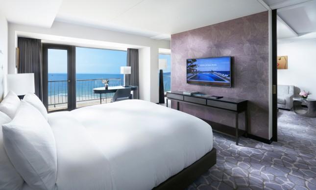 Junior Suite Ocean Terrace View
