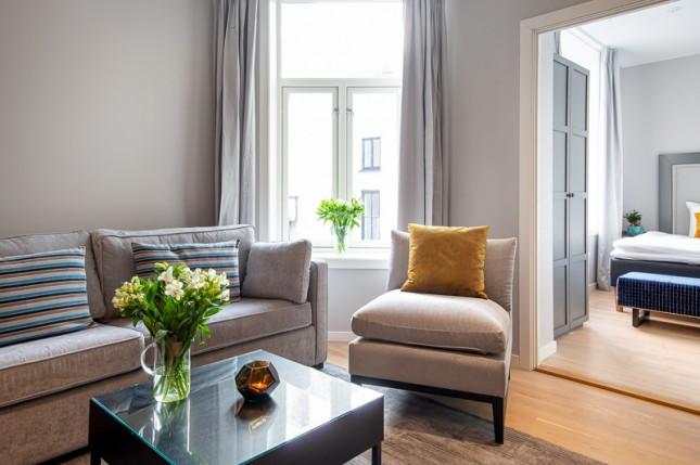 1 Bedroom Apartment (Max 2 persons)