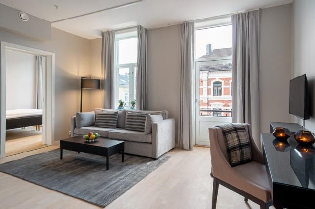 3 Bedroom Apartment Duplex (Max 4 persons)